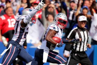 Patriots Win Ugly in Buffalo