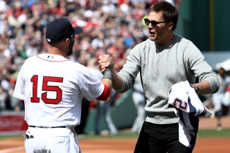 Red Sox, Patriots Will Both Celebrate Titles at Historic Fenway Park Opener