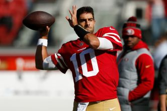 49ers, Garoppolo Agree to Record 5-Year, $137.5M Deal