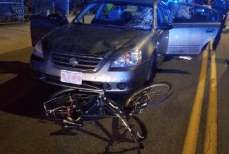 Mass. State Police Investigating Bike Crash in Revere