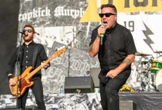 Dropkick Murphys to Play at Sold-Out Fundraiser for Fallen Firefighter's Family