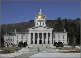New Design Approved for Vermont Statehouse Goddess Statue