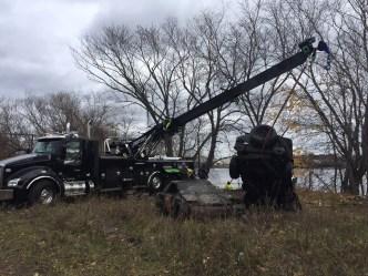 Merrimack River Cleanup Continues