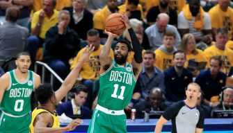Celtics Ahead 3-0 in Series After Beating Pacers 104-96
