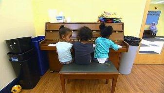 Non-Profit Works to Better Lives of Homeless Children