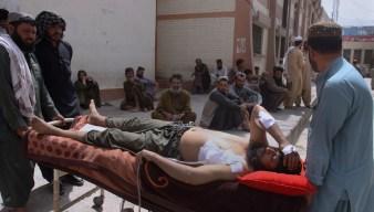 Sharif in Custody as 132 Die in Pakistan Election Violence