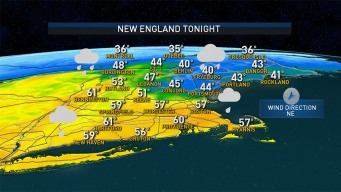 Soggy Start to Easter Weekend
