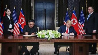 Trump's Halt of 'War Games' Could Weaken Defenses in N.Korea