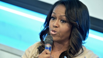 Michelle Obama: 'College Wasn't Meant to Do Alone'