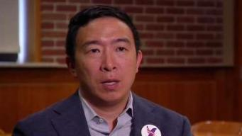 'Having a Blast': Andrew Yang Feels Momentum in Campaign