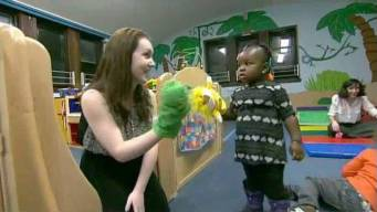 Horizons for Homeless Children: Playspace Pals