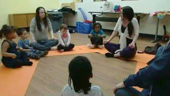 Horizons for Homeless Children Helps Kids Through Yoga