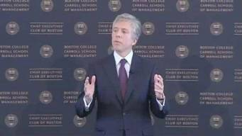 Chief Executives' Club: Co-CEO Bill McDermott of SAP