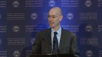 Chief Executives' Club: NBA Commissioner Adam Silver