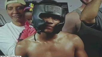 Police Arrest Suspect in Boxer's Death