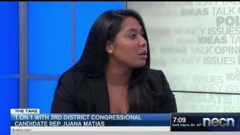 1 On 1 With 3rd District Candidate Rep. Juana Matias