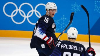 Bruins Sign US Olympic Star Ryan Donato to Entry-Level Deal