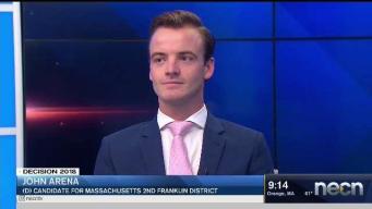 23-Year-Old Democrat Challenges Western Mass. State Rep.