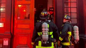 2 People Rescued From Fire in Becaon Hill