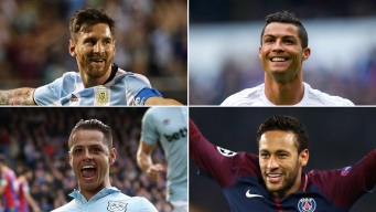World Cup 2018: Four World-Class Players To Watch