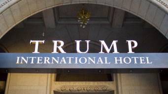 Trump Hotel Bans Media During Inauguration Week