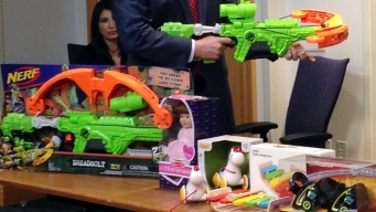 Consumer Safety Group Unveils Its 'Worst Toys' List