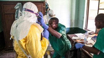 'Major, Major Game-Changer': Ebola Spreads to Big Congo City