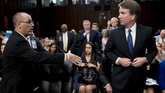 Kavanaugh: I Didn't Recognize Parkland Dad Seeking Handshake