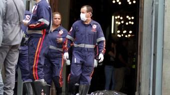 Gunman Kills 4, Then Himself, After Mass at Brazil Cathedral