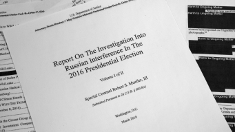 Mueller Report: The 10 Instances of Possible Obstruction