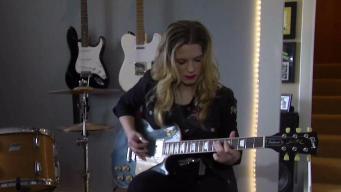 Aerosmith Puts Spotlight on Young Maine Guitarist