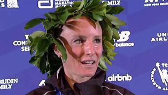 American Woman Wins NYC Marathon