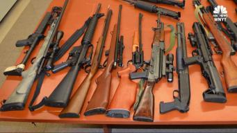 'Unbelievable' Weapons Arsenal Found at NY Man's House