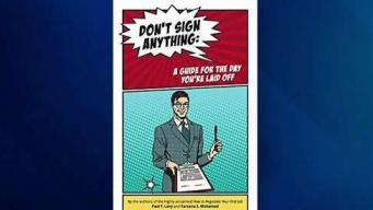 'Don't Sign Anything' Authors Offer Advice on Job Departures