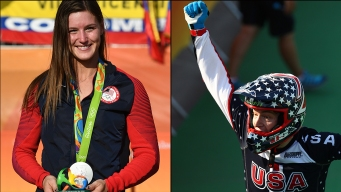 BMX Finals: Gold, Silver & a Heartbreaker for Team USA