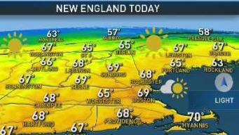 Weather Forecast: First Full Day of Fall