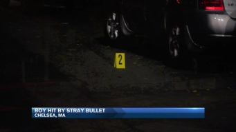 Chelsea Boy Shot While in Bed