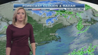 Weather Forecast: Another Windy, Chilly Night