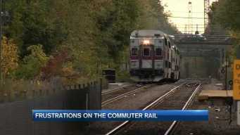 Frustrations On The Commuter Rail