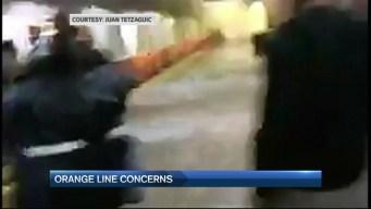 Orange Line Smoke Under Investigation