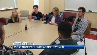 School Program Helps Students Prevent Violence Against Women