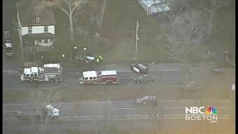 Double Fatal Crash in Milton, Mass.