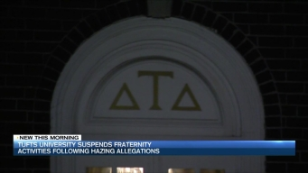 Tufts University Suspends Fraternity Activities