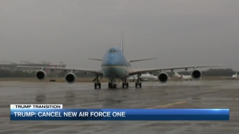 MIT Prof. Weighs in on Trump Cancelling New Air Force One