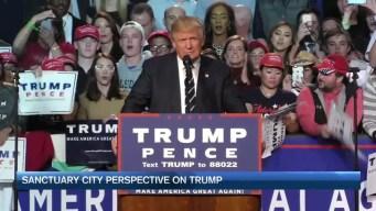 Sanctuary City Perspective on Trump