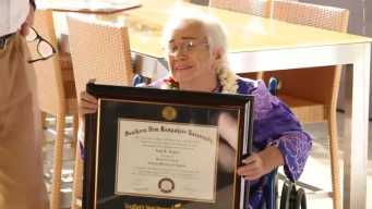 94-Year-Old Woman Graduates From SNHU