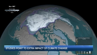 Studies Point to Extra Impact of Climate Change