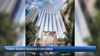 Tower Raises Shadow Concerns