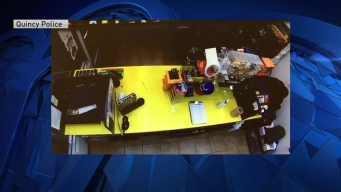 Armed Robbers Hold Store Cashier at Gunpoint