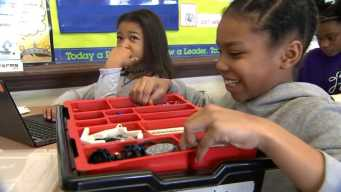 Special Program Teaches Boston Students Lego Robotics